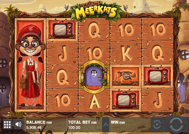 Meet the Meerkats Slot