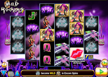 Mild Rockers Online Slot