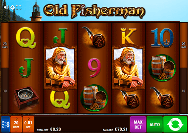 Old Fisherman Slot