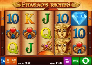Pharaos Riches Slot