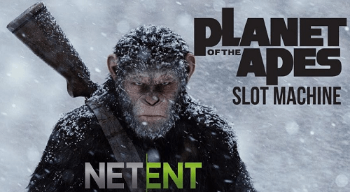 Netent Planet of the Apes Online Slot Machine