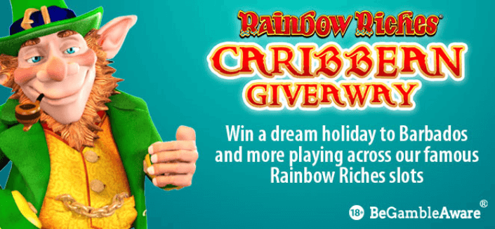 Rainbow Riches Caribbean Giveaway