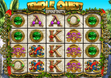 Temple Quest Online Slot