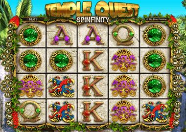 Temple Quest Online Slot