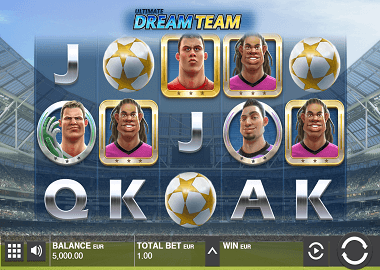 Ultimate Dream Team Slot