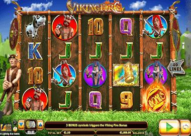Viking Fire Online Slot