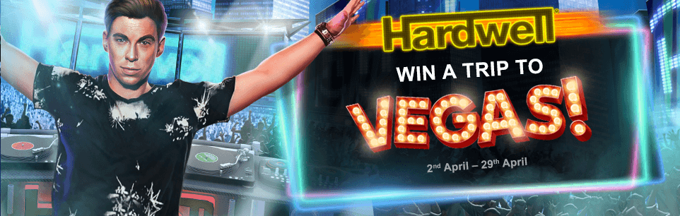Hardwell Promotion Videoslots