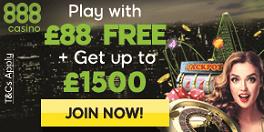 888 Casino Free 88