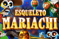 Esqueleto Mariachi Red Tiger Gaming