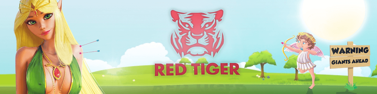 Red Tiger Gaming Online Slots