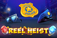 Reel Heist Red Tiger Gaming