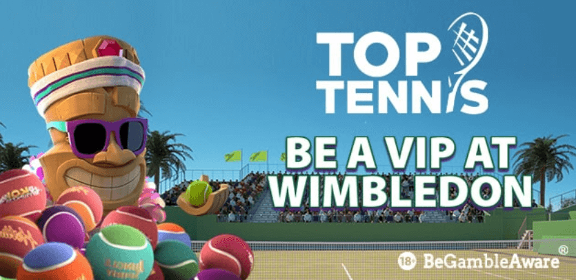 Wimbledon Final 2018 Promotion