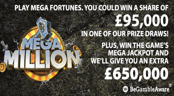BGO Mega Millions Jackpot