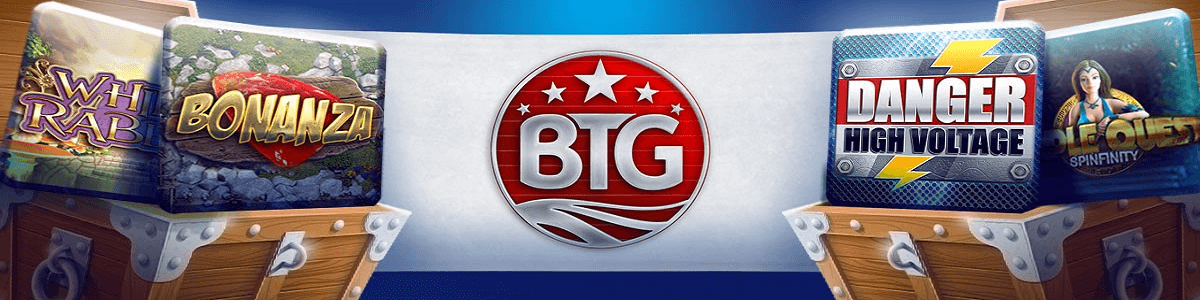 Big Time Gaming Online Slots