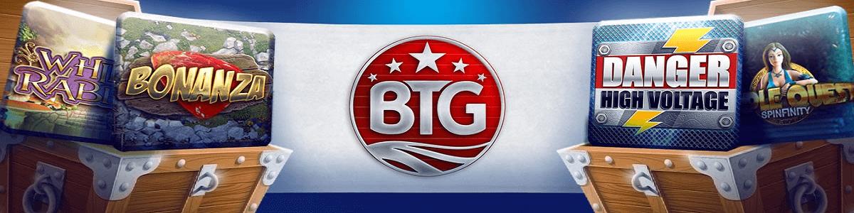 Big Time Gaming Online Slots