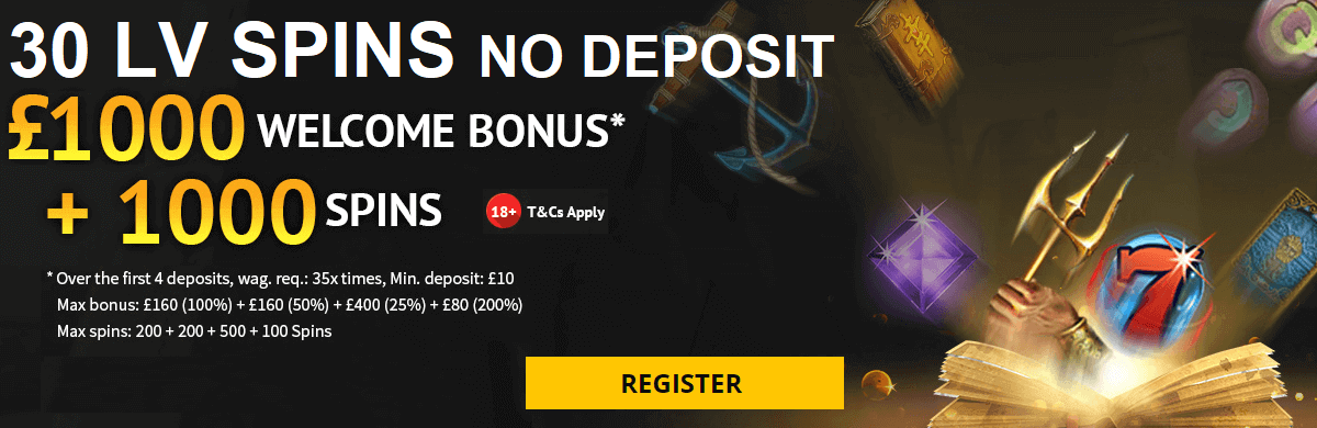 LVbet UK Bonus Spins Free