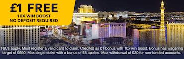 MCasino UK Casino Bonus