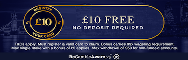 UK Casino Welcome Bonus