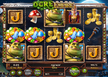 Ogre Empire Online Slot