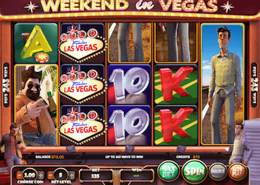 Weekend in Vegas Online Slot