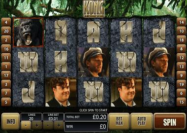 Kong Online Slot
