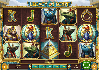 Legacy of Egypt Online Slot