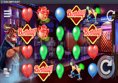 Birthday Online Slot