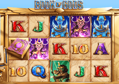 Book of Gods Online Slot