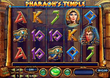 Pharaohs Temple Slot