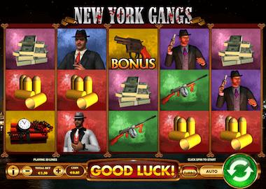 New York Gangs Online Slot