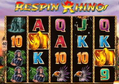 Respin Rhino Online Slot