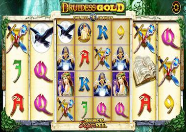 Druides Gold Online Slot