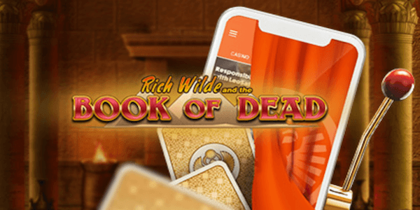 Book of Dead Slot Leo Vegas