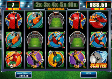 Football Star Online Slot