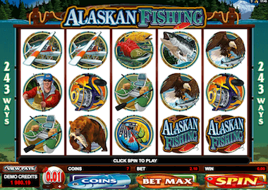 Alaskan Fishing Online Slot