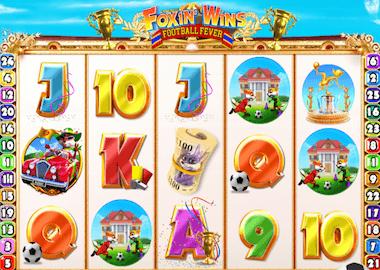 Foxin Wins Online Slot