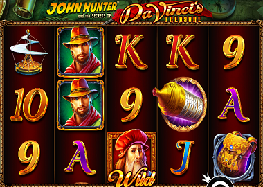DaVinci's Treasure Slot