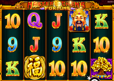 Master Chen's Fortune Slot