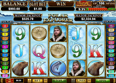 Polar Explorer Online Slot