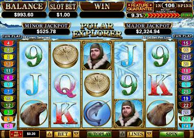 Polar Explorer Online Slot