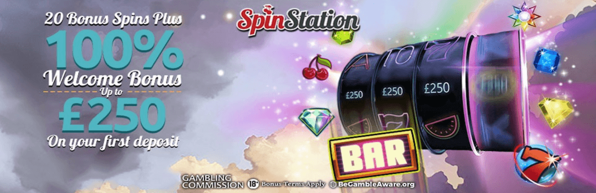 SpinStation UK Casino Bonus