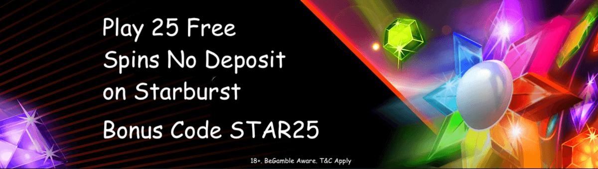 Next Casino 25 Free Spins