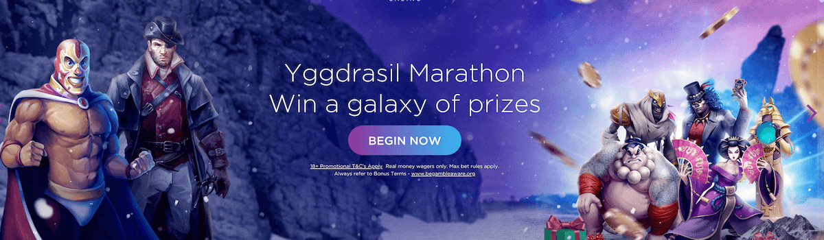 Yggdrasil Genesis Casino