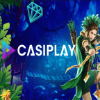 Casiplay Casino - £800 Bonus and 100 Free Spins