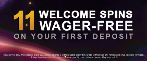 Free Spins without Wager