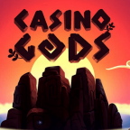 Casino Gods - New! £300 Bonus and 300 Free Spins!