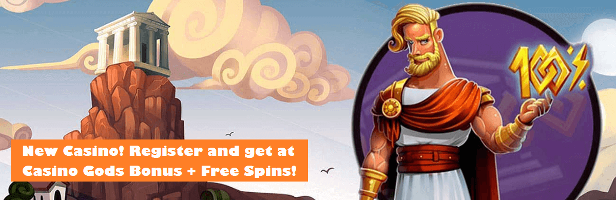 Casino Gods UK Bonus