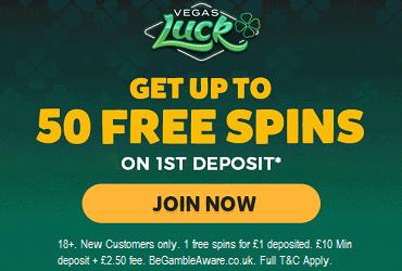 Vegas Luck Casino Bonus