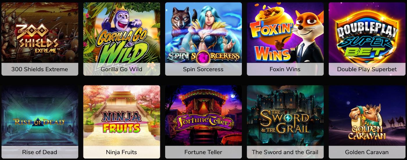Jackpot Village Slots